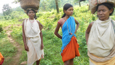 Photo of TRIBAL  DISPLACEMENT  IN  INDIA POLITICAL ECONOMY OF GLOBALIZATION AND TRIBAL LIFE