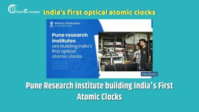 Photo of Pune Research Institute building India's First Atomic Clocks