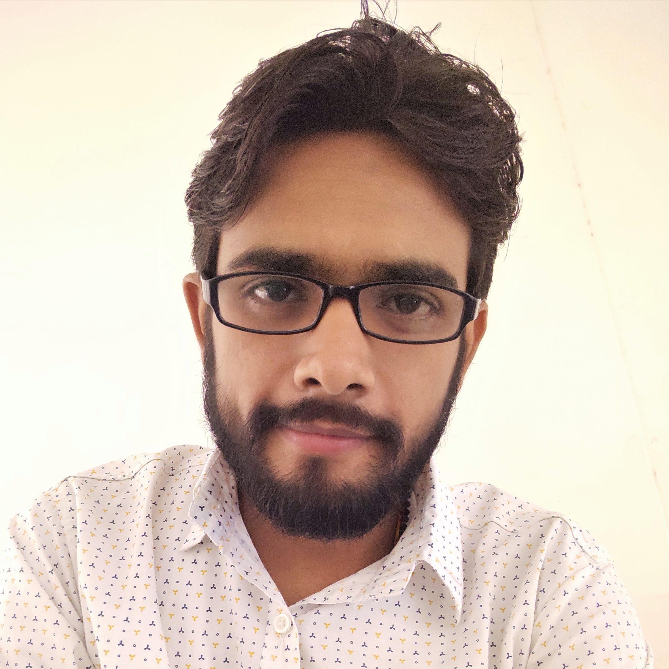 Photo of Rajat Pandey