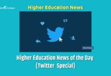 Photo of Higher Education News of the Day (Twitter  Special)