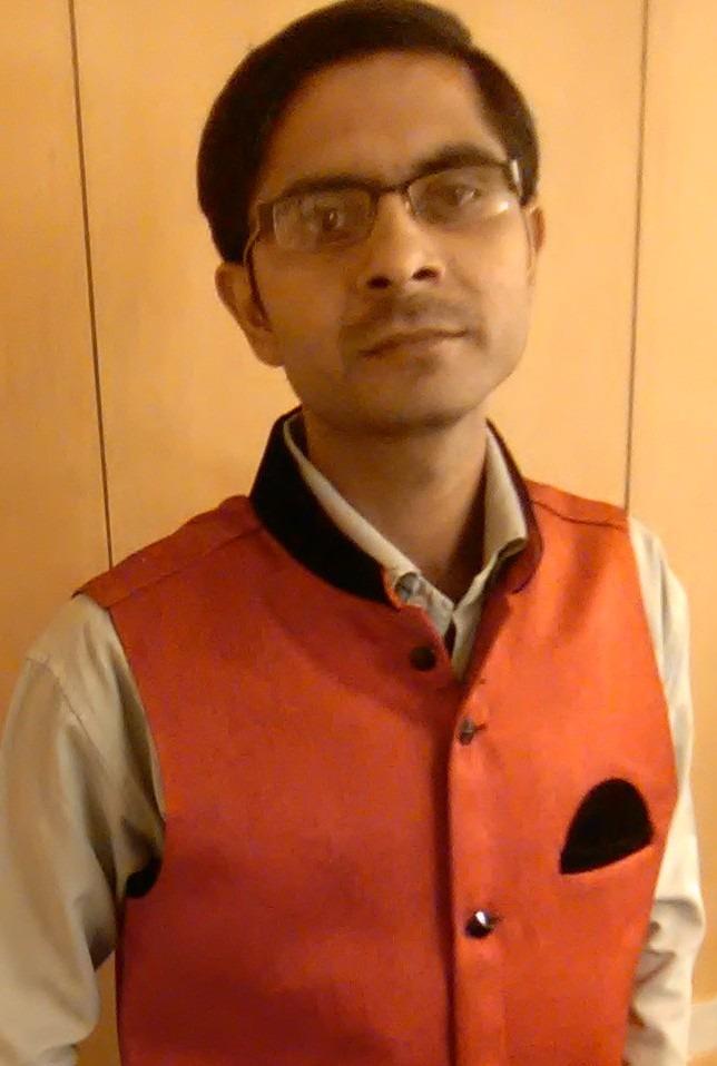 Photo of Mangal Yadav